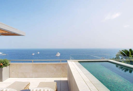 4 Bedroom Penthouse in Monaco, French Riviera, 15