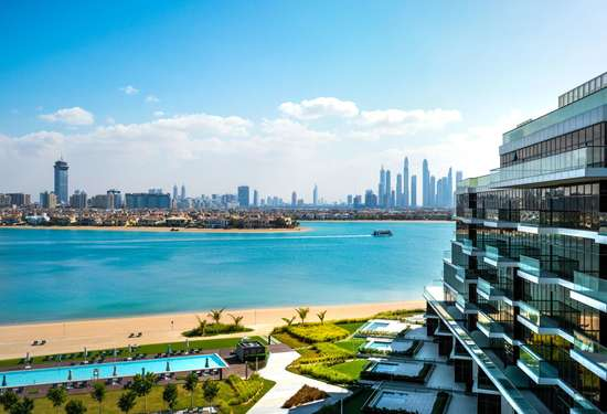 4 Bedroom Penthouse in The 8, Palm Jumeirah, 1