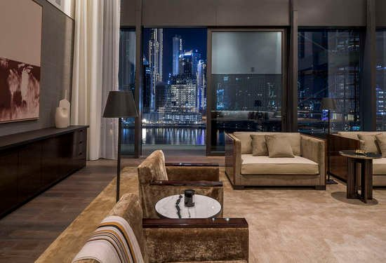 4 Bedroom Penthouse in The Dorchester Collection Residences, Downtown Dubai, Dubai