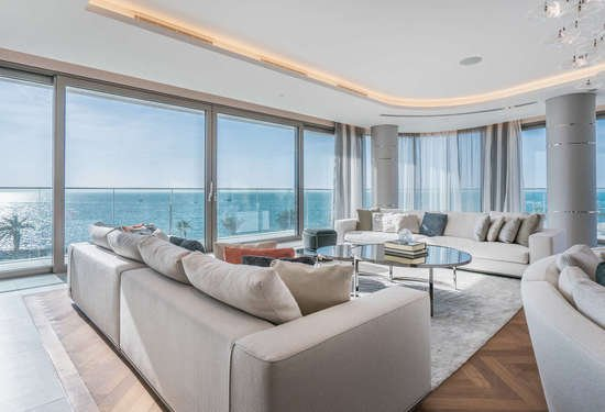 4 Bedroom Penthouse in W Residences, Palm Jumeirah, 1