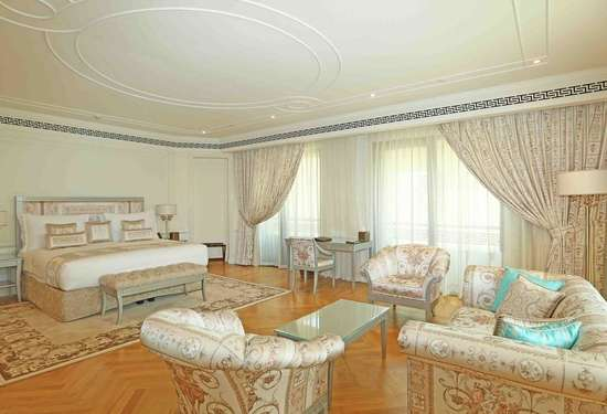 4 Bedroom Serviced Residences in Palazzo Versace, Culture Village, Dubai