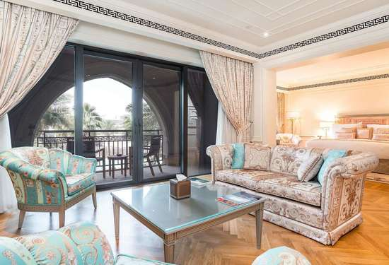4 Bedroom Townhouse in Palazzo Versace, Culture Village, 1