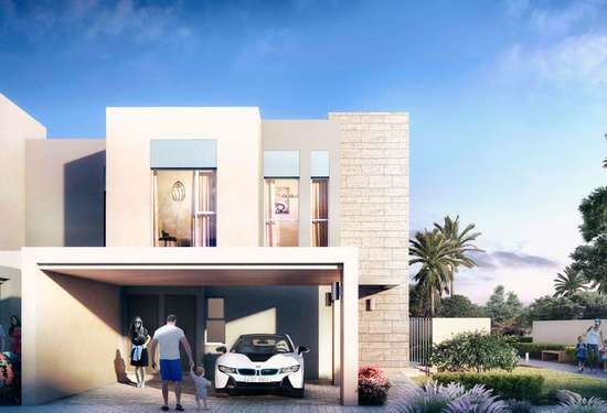 4 Bedroom Townhouse in Saffron, Emaar South, Dubai