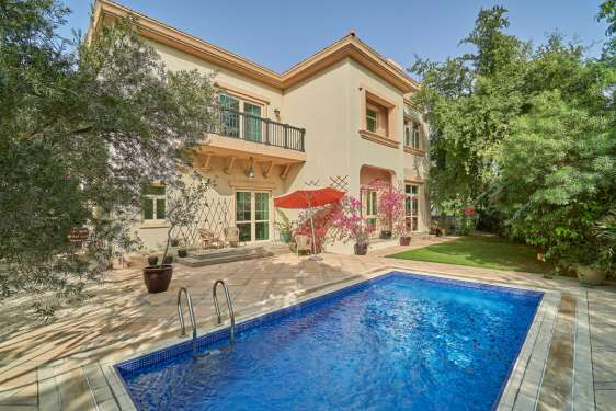 4 Bedroom Villa in Entertainment Foyer, Jumeirah Islands, 17462