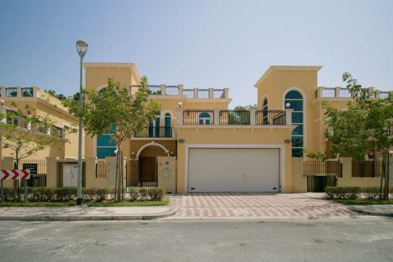 4 Bedroom Villa in Legacy Nova Villas, Jumeirah Park , 1
