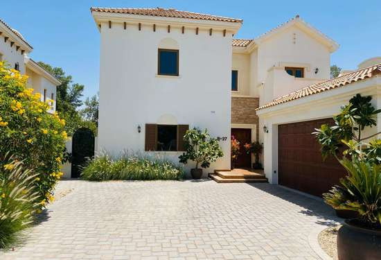 4 Bedroom Villa in Lime Tree Valley, Jumeirah Golf Estates, 1