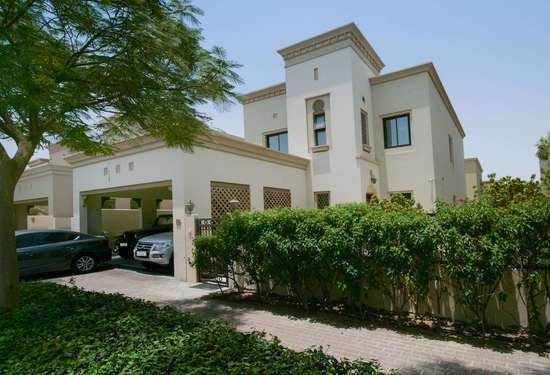 4 Bedroom Villa in Casa, Arabian Ranches, 1