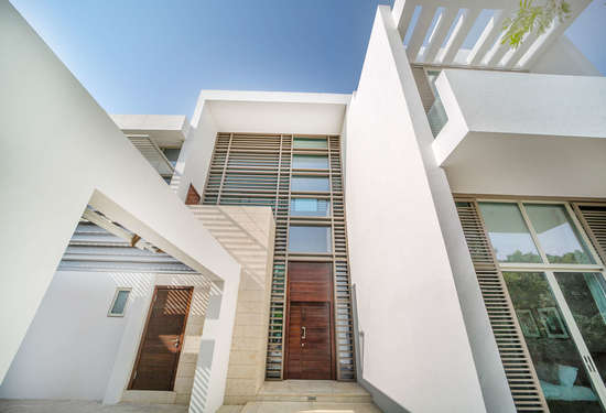 4 Bedroom Villa in District One Villas, District One, 1