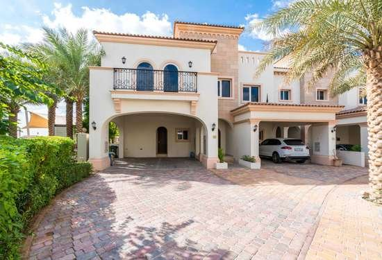 4 Bedroom Townhouse in Redwood Park, Jumeirah Golf Estates, Dubai