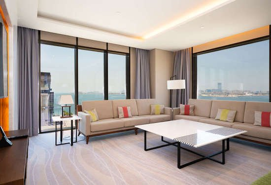 4 Bedroom Apartment in The Residences at Caesars Resort, Bluewaters Island, 1