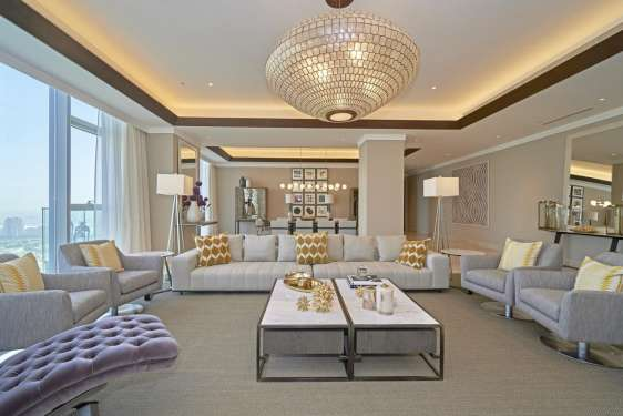 5 Bedroom Penthouse in The Residences JLT, Jumeirah Lake Towers, 1