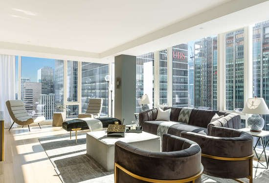 5 Bedroom Penthouse in 135 West 52nd Street, New York, 16