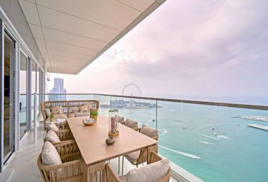 5 Bedroom Penthouse in 1 JBR, Jumeirah Beach Residence, 1