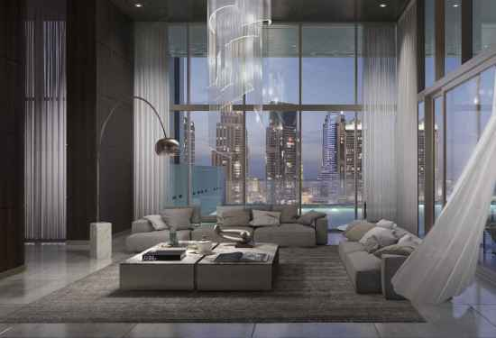 5 Bedroom Penthouse in Banyan Tree Residences, Hillside Dubai, Dubai