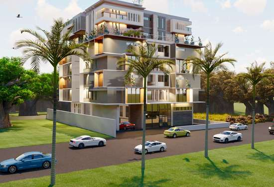 6 Bedroom Apartment in The Residences at No 35, Lagos, 12