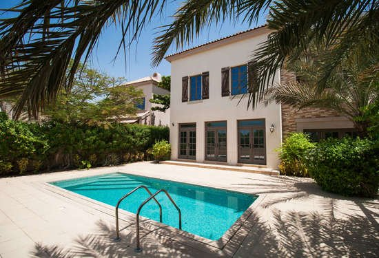 5 Bedroom Villa in Flame Tree Ridge, Jumeirah Golf Estates, 1