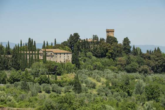 5 Bedroom Villa in Castello FIorentino, Florence, 4