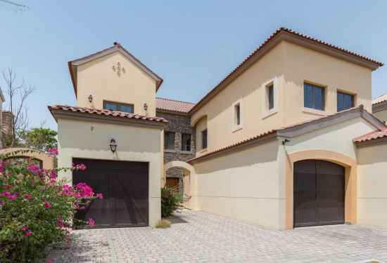 5 Bedroom Villa in Flame Tree Ridge, Jumeirah Golf Estates, Dubai
