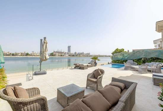 Villa in Garden Homes, Palm Jumeirah, 1