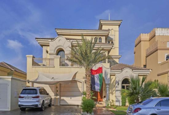 5 Bedroom Villa in Garden Homes, Palm Jumeirah, 1