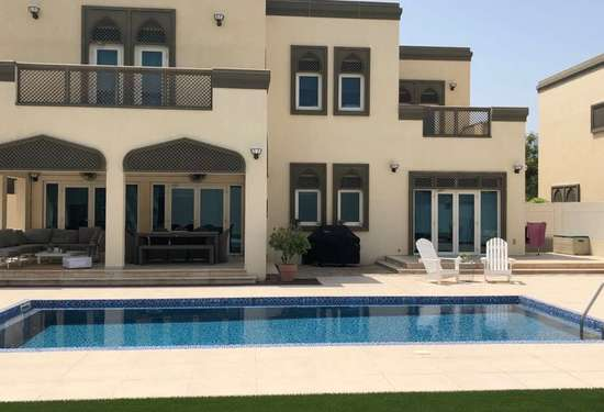 5 Bedroom Villa in Jumeirah Park Homes , Jumeirah Park , 1