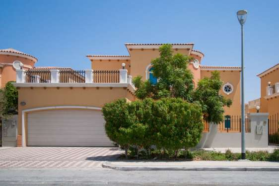 5 Bedroom Villa in Legacy, Jumeirah Park , 1