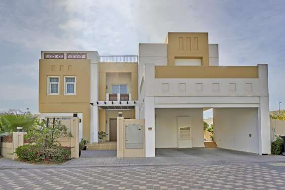 5 Bedroom Villa in Naseem, Mudon, 1