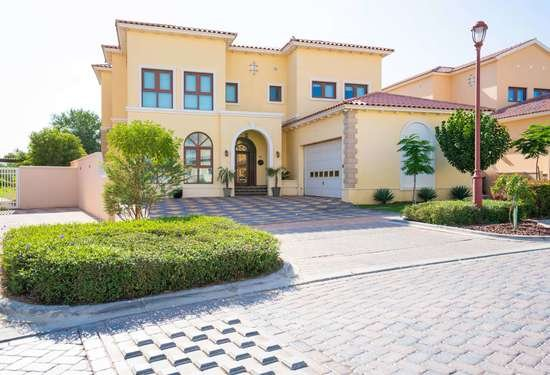 5 Bedroom Villa in Orange Lake, Jumeirah Golf Estates, 1