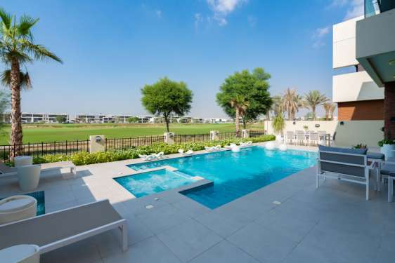 5 Bedroom Villa in The Field, Damac Hills, 1