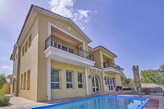 5 Bedroom Villa in The Sundials, Jumeirah Golf Estates, 1