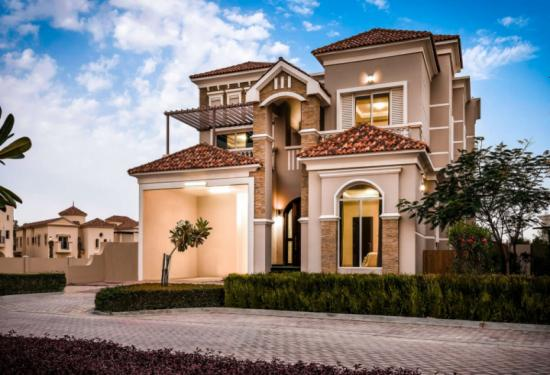5 Bedroom Villa in Wildflower, Jumeirah Golf Estates, 1