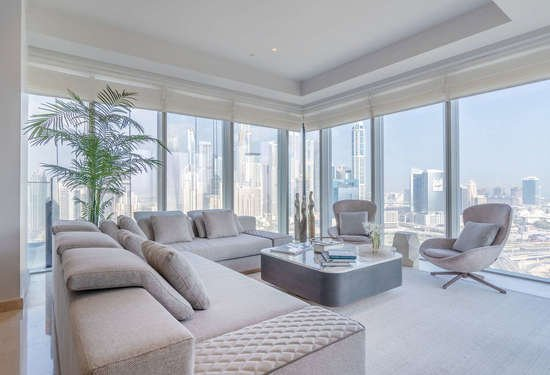 6 Bedroom Penthouse in The Residences JLT, Jumeirah Lake Towers, 1