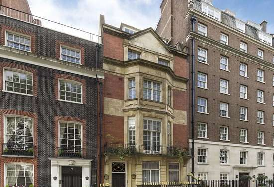 6 Bedroom Townhouse in Upper Grosvenor Street, Mayfair, London, 6