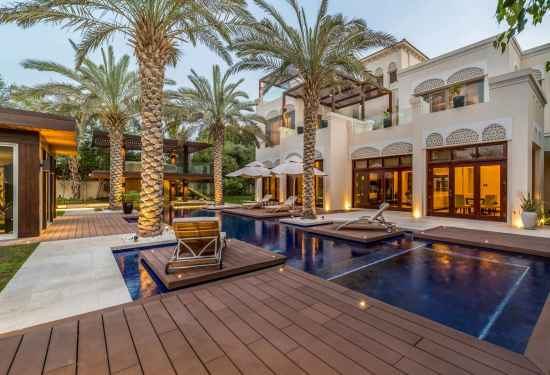 6 Bedroom Villa in Bromellia, Al Barari, Dubai