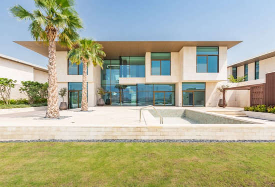 6 Bedroom Villa in Bulgari Residences, Jumeirah Bay Island, 1
