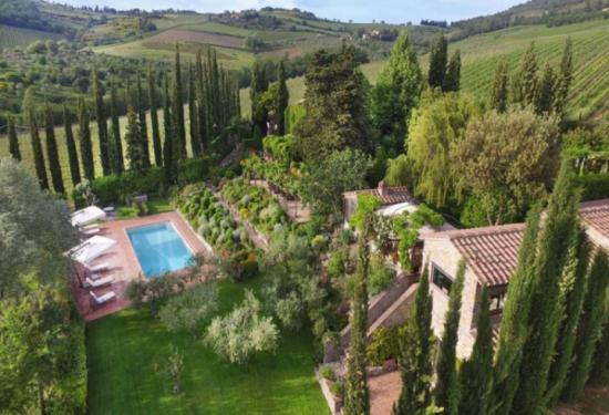 6 Bedroom Villa in Casa Chianti, Florence, 4