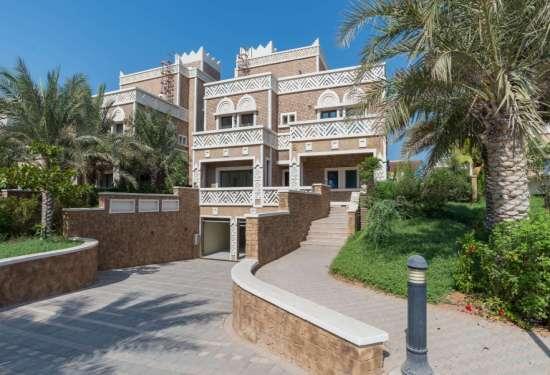 Buy Beautiful 6-Bed Sea View Villa at Kingdom of Sheba, Palm