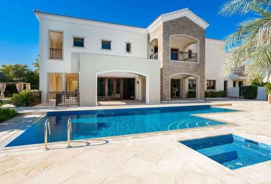 6 Bedroom Villa in Lime Tree Valley, Jumeirah Golf Estates, Dubai