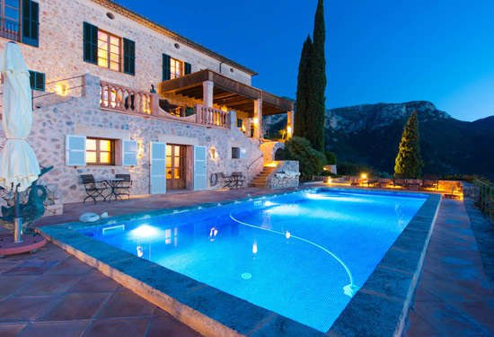 6 Bedroom Villa in North Coast Deia, Mallorca, 5