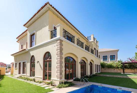 6 Bedroom Villa in Orange Lake, Jumeirah Golf Estates, Dubai