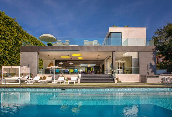 6 Bedroom Villa in Beverly Hills, California, 16