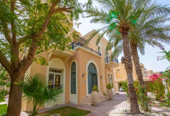 6 Bedroom Villa in Sector E, Emirates Hills, 1