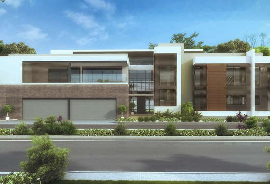 6 Bedroom Villa in Sobha Hartland Waterfront Villas, Mohammed Bin Rashid City, 1