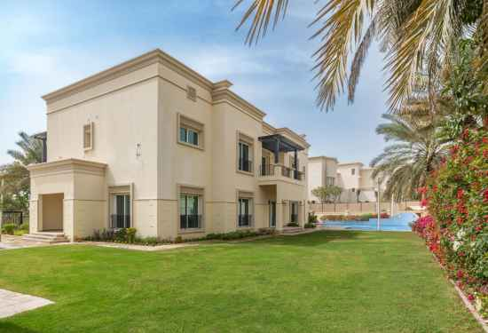 7 Bedroom Villa in Sector E, Emirates Hills, 1