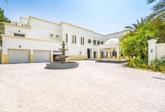 7 Bedroom Villa in Sector P, Emirates Hills, 1