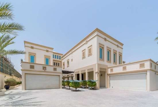 7 Bedroom Villa in Sector R, Emirates Hills, 1