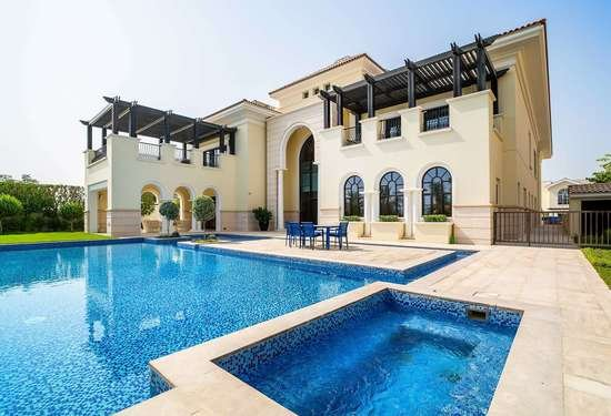 7 Bedroom Villa in District One Mansions, District One, Dubai