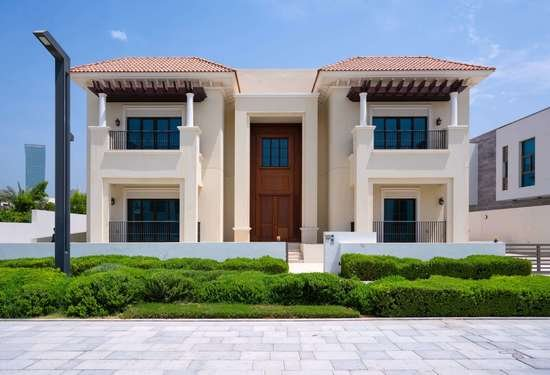 7 Bedroom Villa in District One Mansions, District One, 1