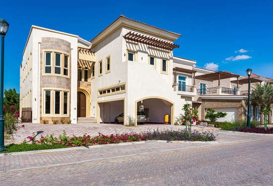 7 Bedroom Villa in Wildflower, Jumeirah Golf Estates, 1