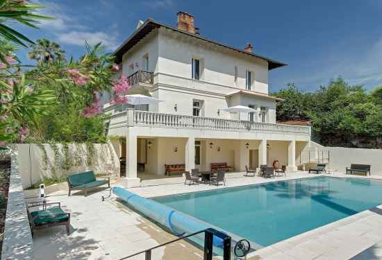 8 Bedroom Villa in Cannes, French Riviera, 15